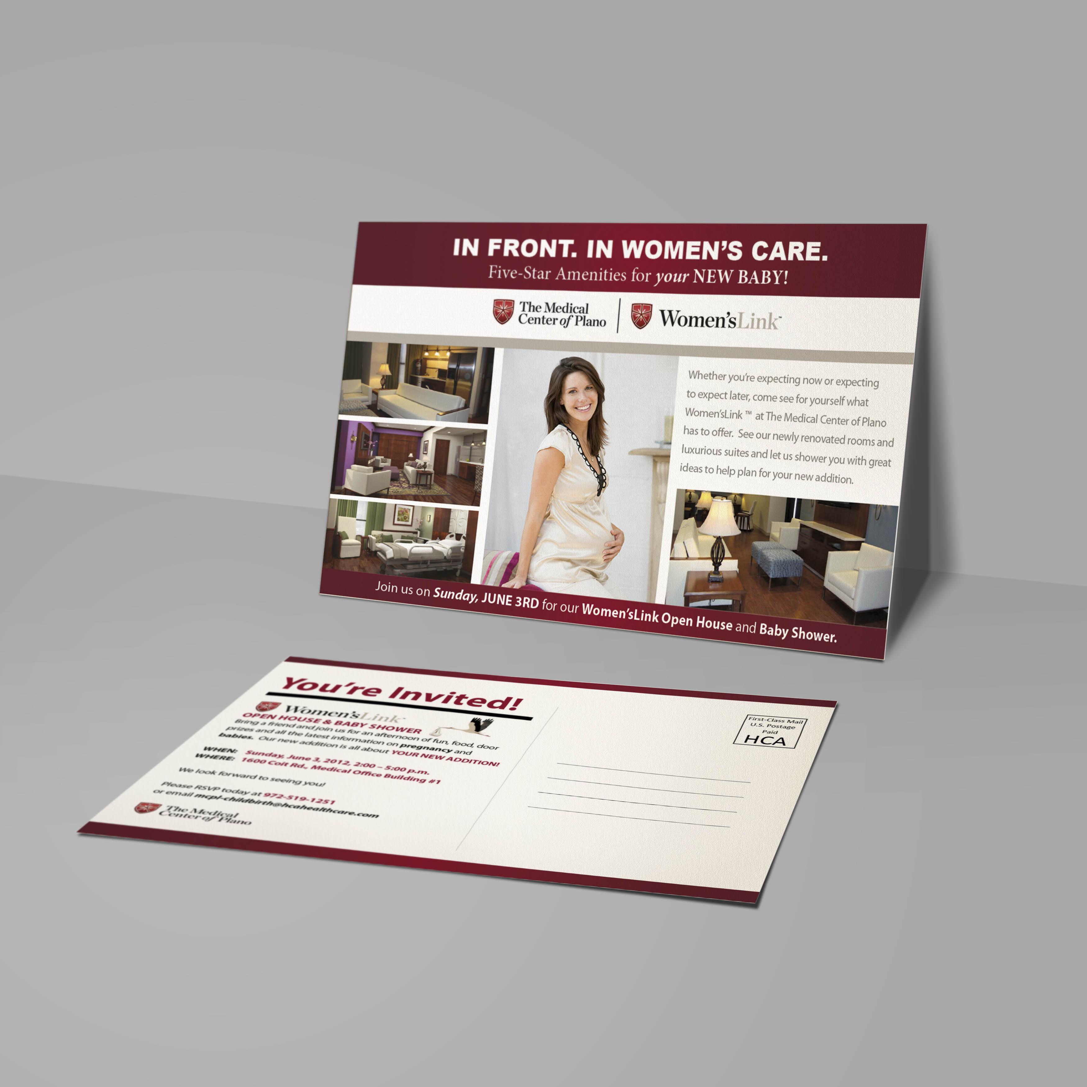 Women's Link Open House