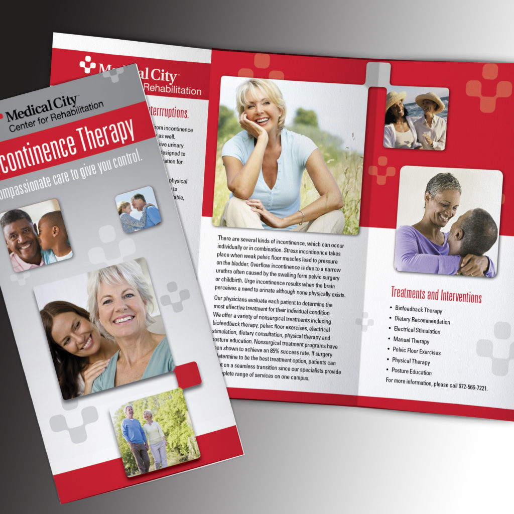 Incontinence brochure