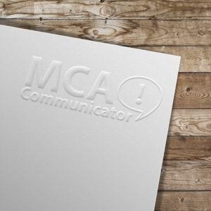 MCA communicator logo