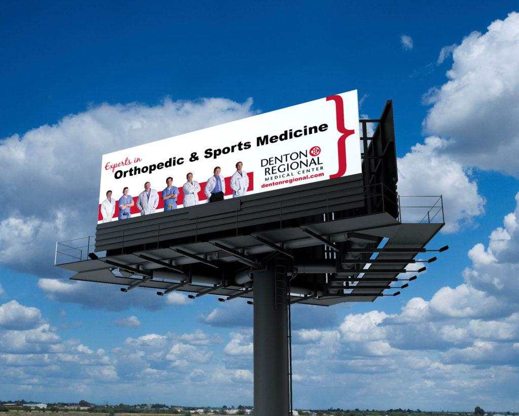 Orthopedic Billboard